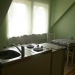 Puhkemaja köök